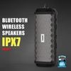SPK Bluetooth Waterproof RB - M12 (Black) - ลำโพง REMAX