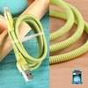 Cable Micro USB  (Green) RC-108m,Camaroow - REMAX